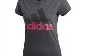 ADIDAS ESSENTIALS LINEAR SLIM TEE-SHIRT
