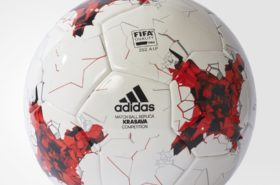 ADIDAS CONFEDERATIONS COMPETITION BALLON