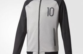 Under Armour Messi Trk Top