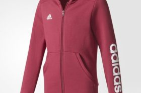 Adidas ESSENTIALS 3-STRIPES MID HOODIE
