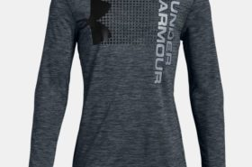 UNDER ARMOUR CROSSFADE LONG SLEEVE