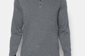 Under Armour Threadborne Knit Henley
