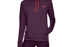 Under Armour Featherweight fleece funnel